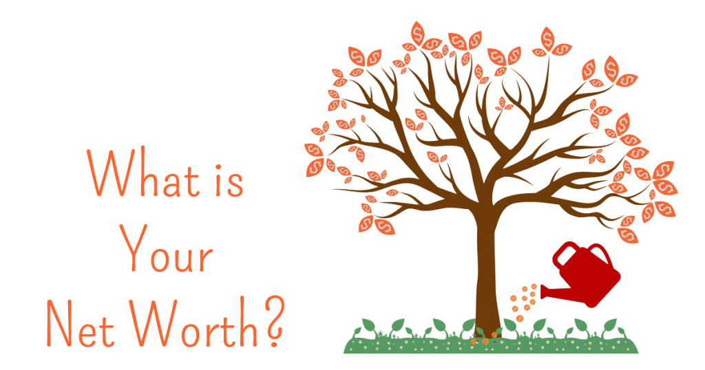 What Is Net Worth - Money Tree