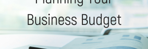Take on the New Year by Planning Your Business Budget | Signature Financial